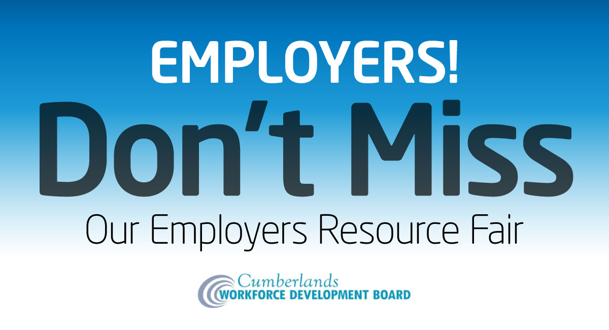 Employers! Don't Miss Our Employers Resource Fair